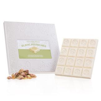 Zaabar Blanc pistaches