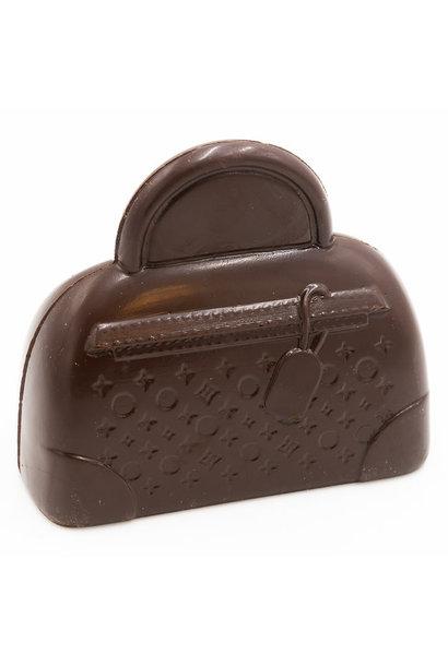 Louis Vuitton chocolate bag (dark)