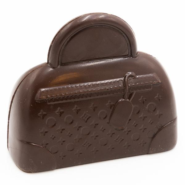 Louis Vuitton chocolate bag (dark)-1