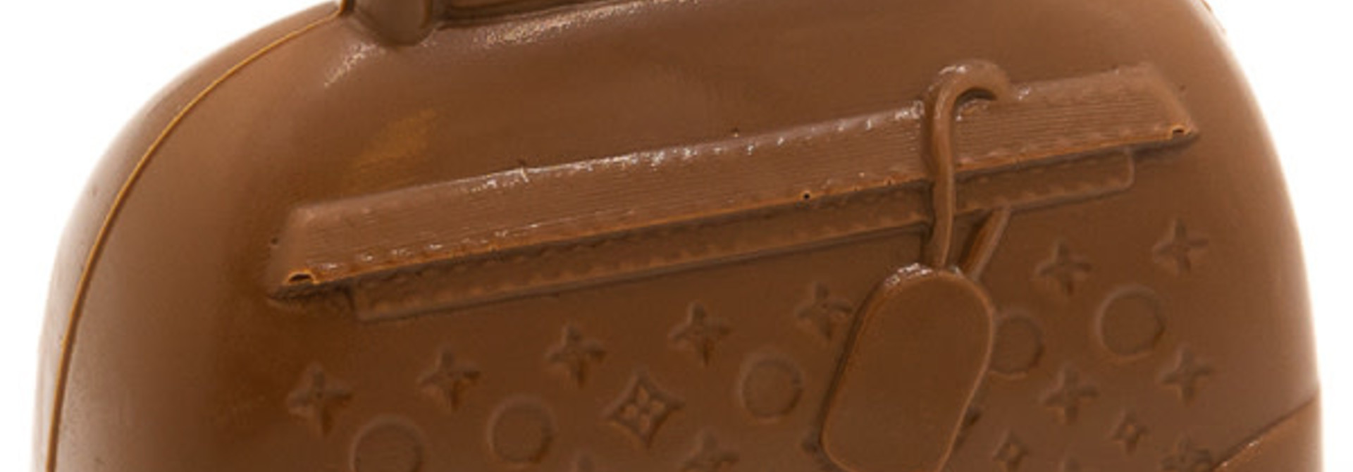 Luxury chocolate bag (milk)