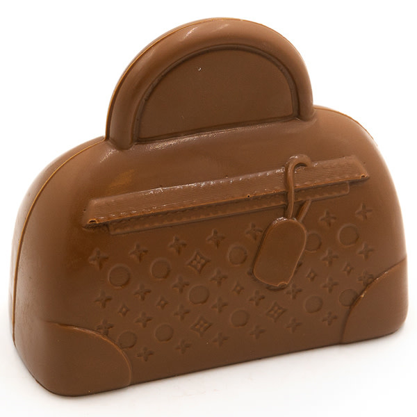 Luxury chocolate bag (milk)-1