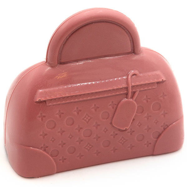 Luxury chocolate bag (ruby)-1