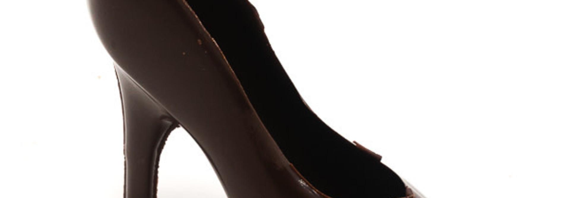 Small high heels (dark)