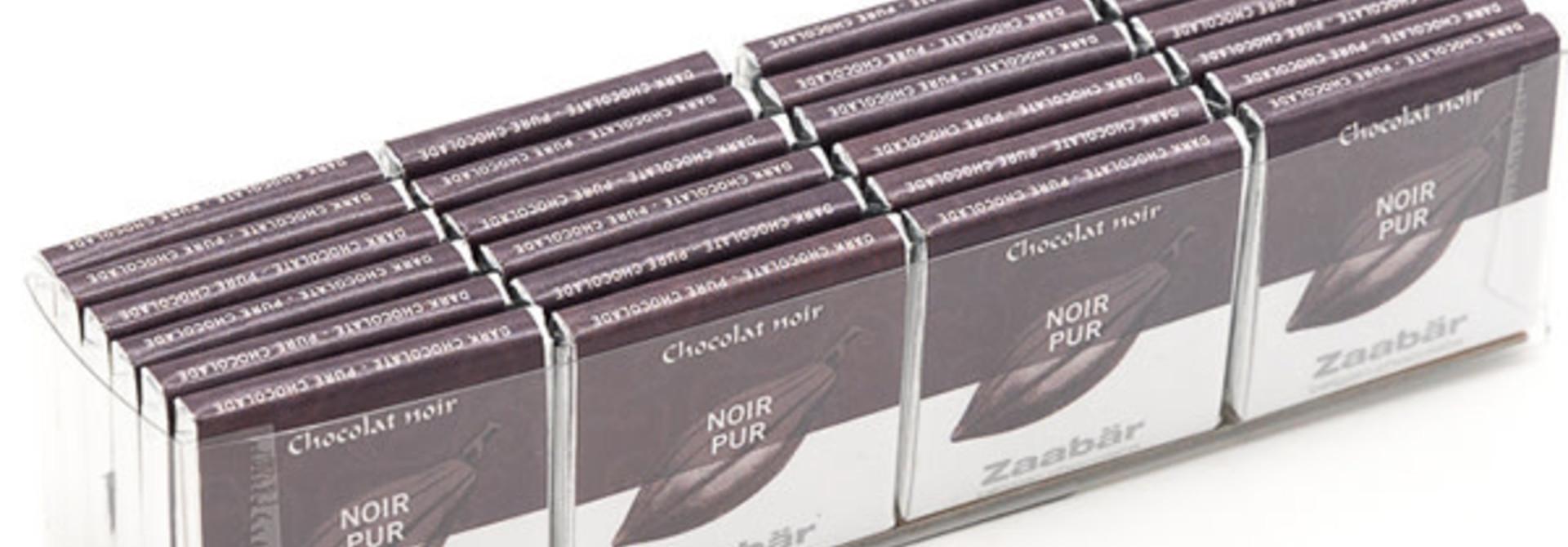 Noir pur 24 pieces