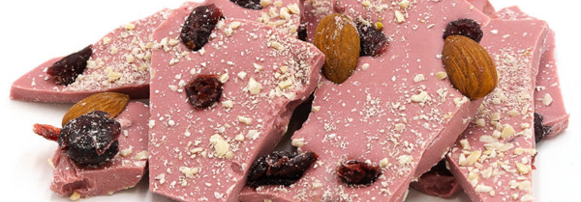 Ruby with cranberry & almond