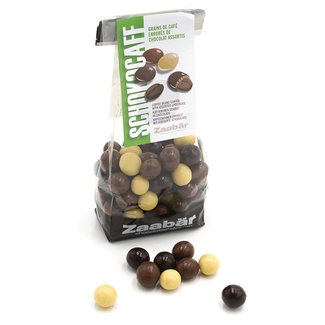 The Belgian Chocolate Makers Coffee beans coated (mix)