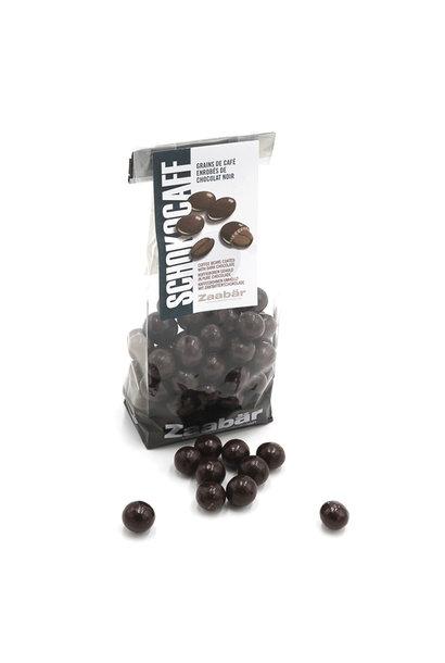 Coffee beans coated (dark)