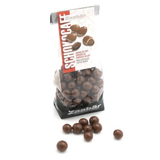The Belgian Chocolate Makers Coffee beans coated (milk)