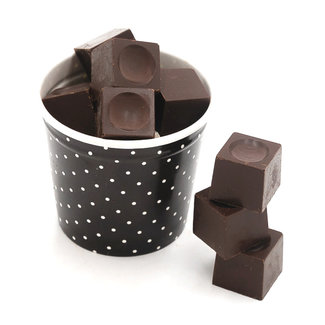 Chocomeli Cup of pralines (dark)