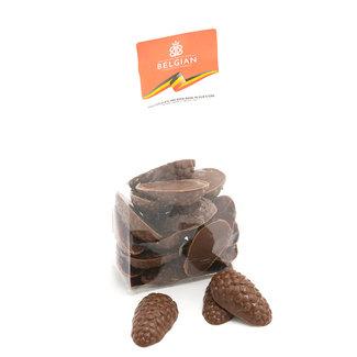 Chocomeli Pine cones (milk)