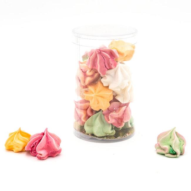 Chocomeli Colored meringues 40 Grs