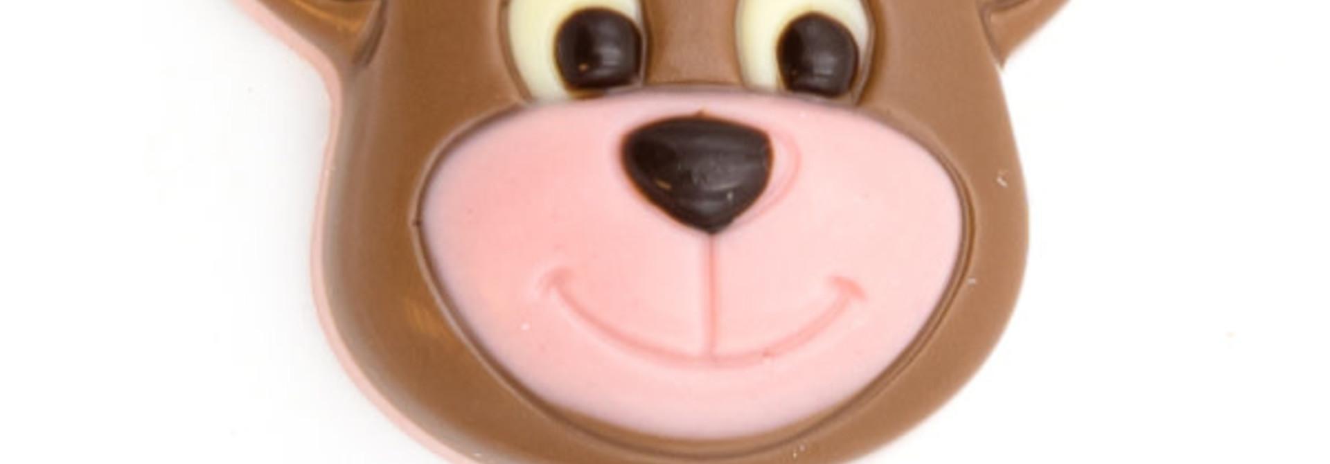 Lollipop bear 20 Grs (strawberry)