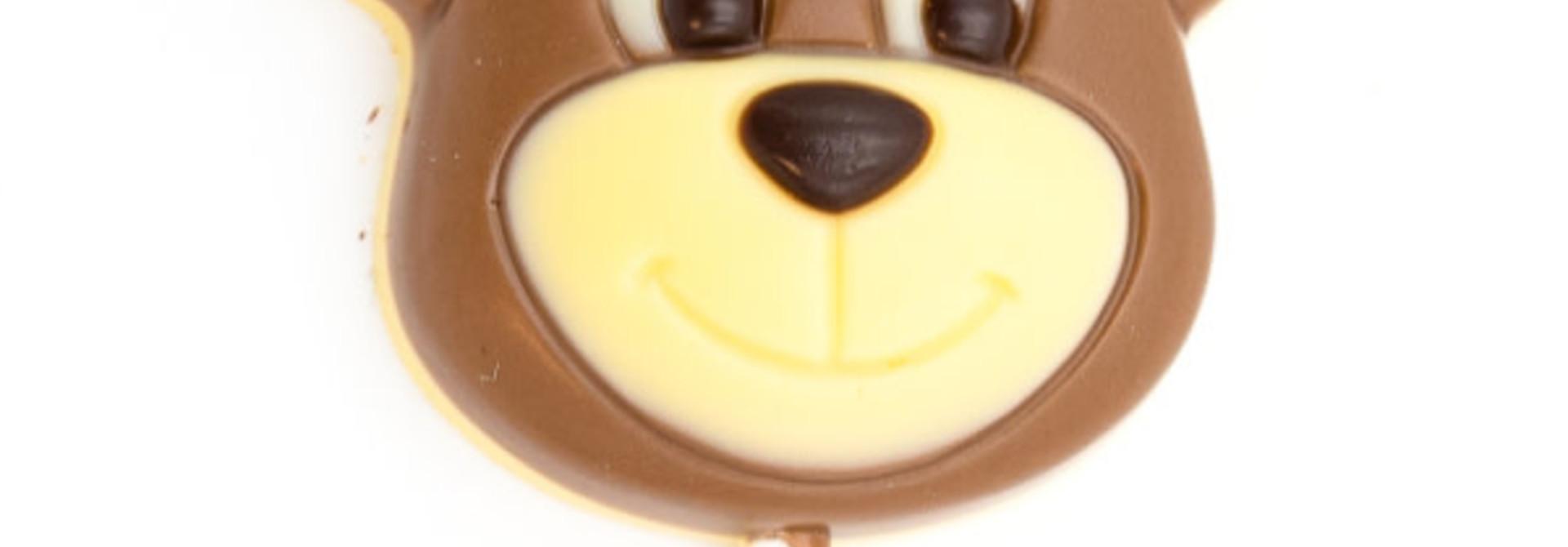 Lollipop bear 20 Grs (milk caramel)