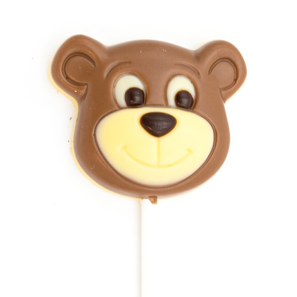 Lollipop bear 20 Grs (milk caramel)-1
