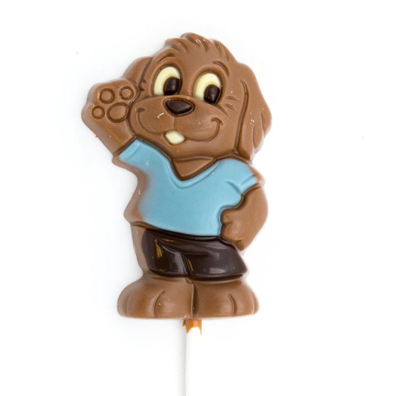 Lollipop dog filou 30 Grs (milk)-1