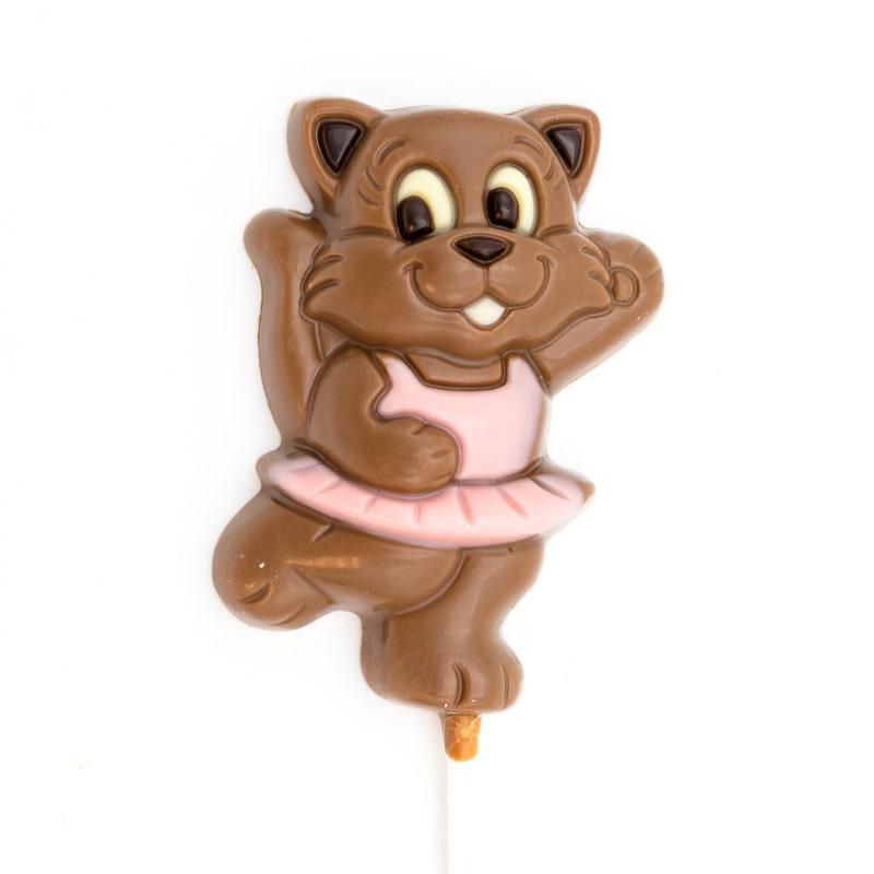 Lollipop cat minou 30 Grs (milk)-1