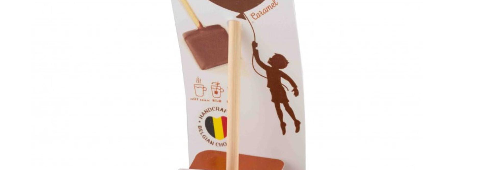 Choco stick caramel