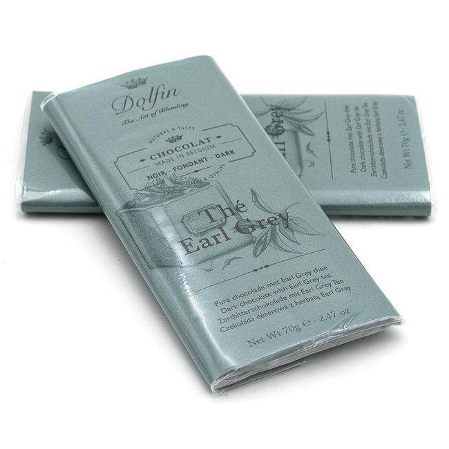 Dolfin Earl grey tea