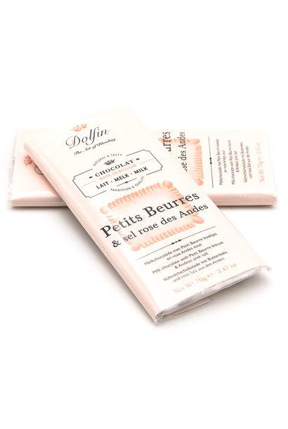 Petits beurres & pink salt