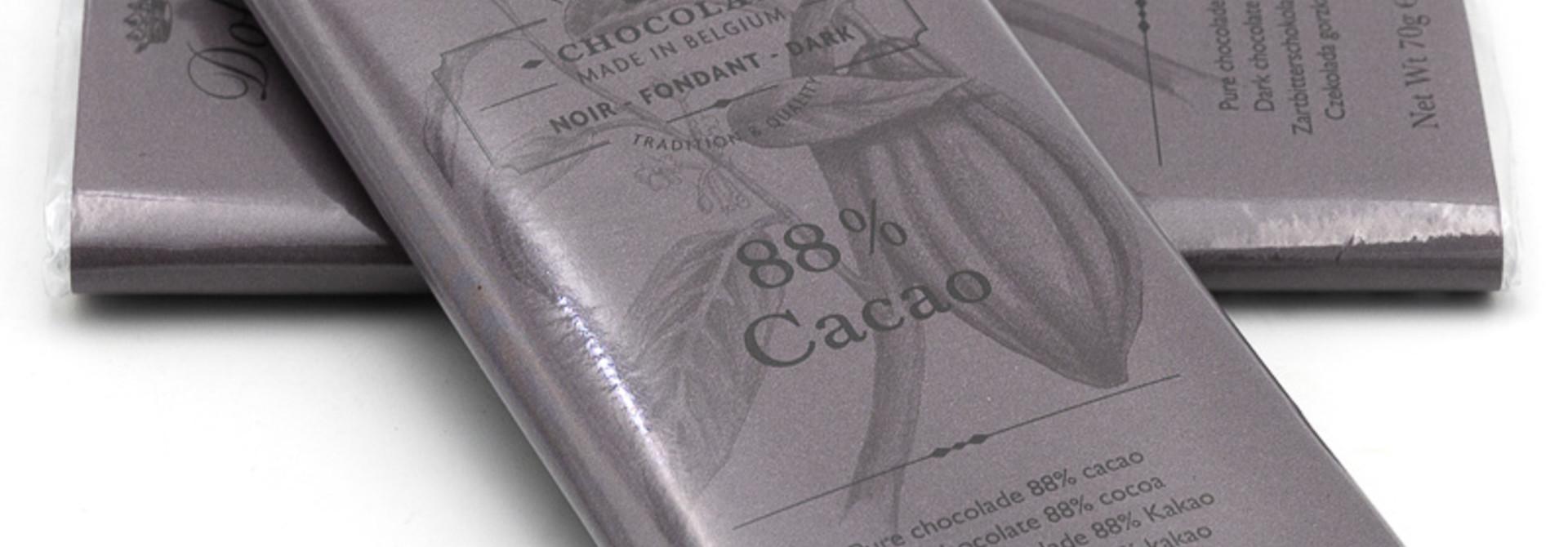 Dolfin dark chocolate 88% cocoa