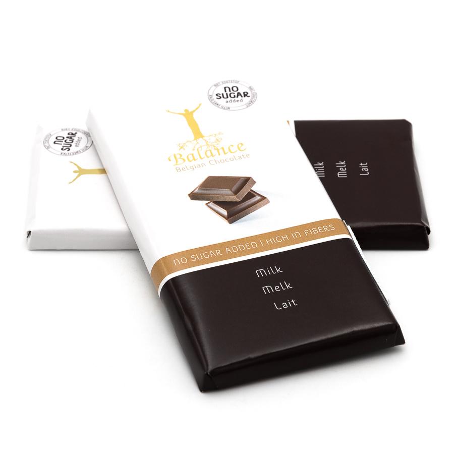 Chocolate bar (milk)-1
