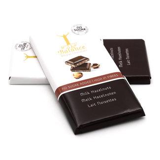 Balance Chocolate bar (milk with hazelnuts)