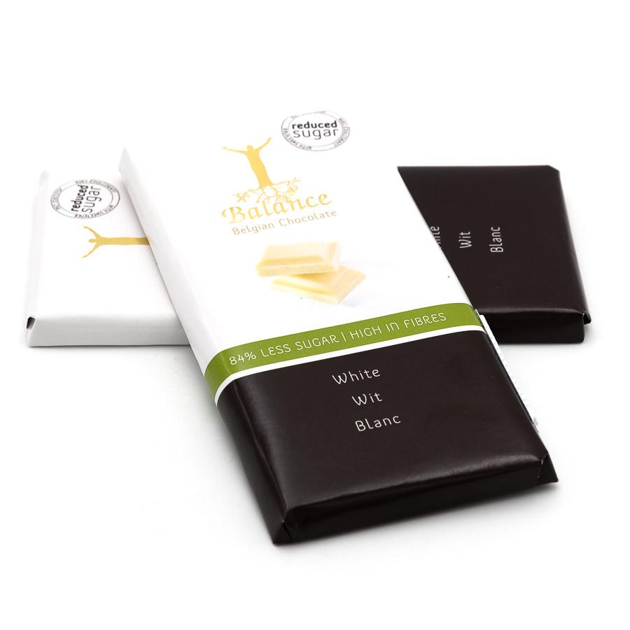 Chocolate bar (white )-1