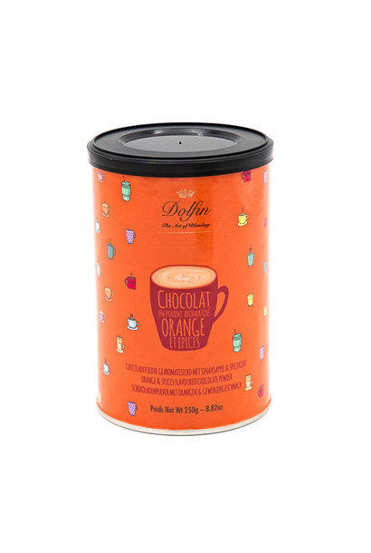 Chocolate powder (orange & spices) 250Grs