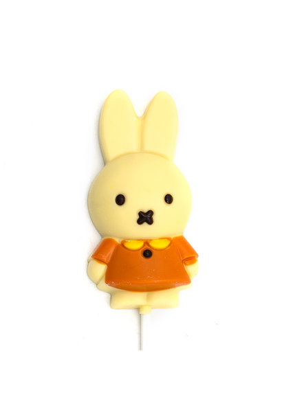 Lollipop Miffy (white)