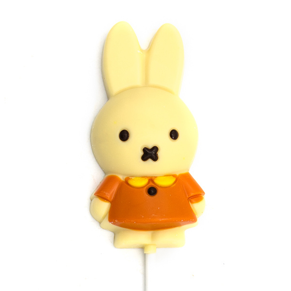 Lollipop Miffy (white)-1