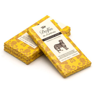 Dolfin Dark (lemon ginger)