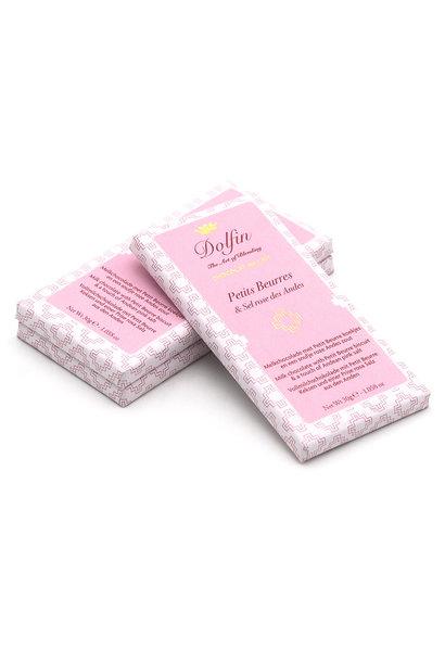Milk (petits beurres & pink salt)