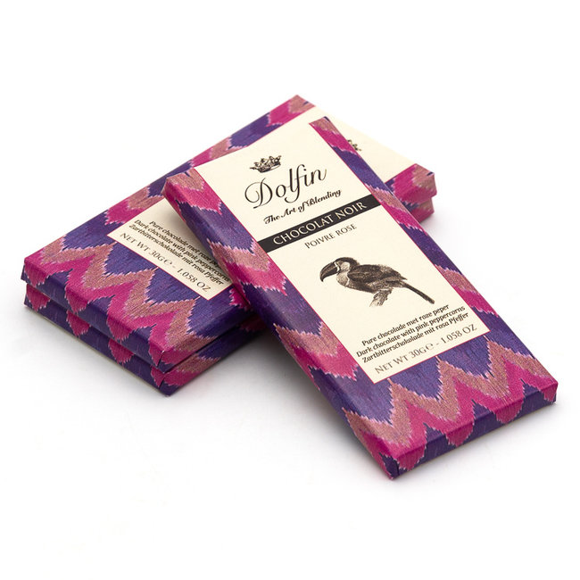 Dolfin Dark (pink pepper)