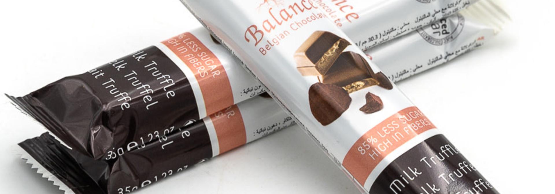 Balance Milk Truffle 35 Grs