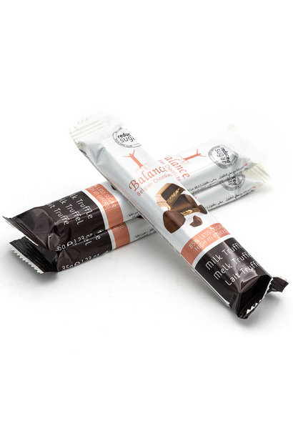 Milk truffle bar