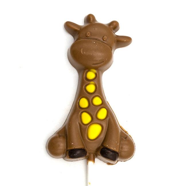 Trezor Lollipop Raf the giraffe (milk)