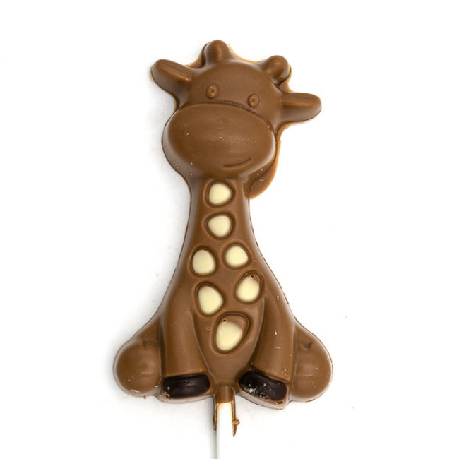 Trezor Lollipop Raf the giraffe (milk)