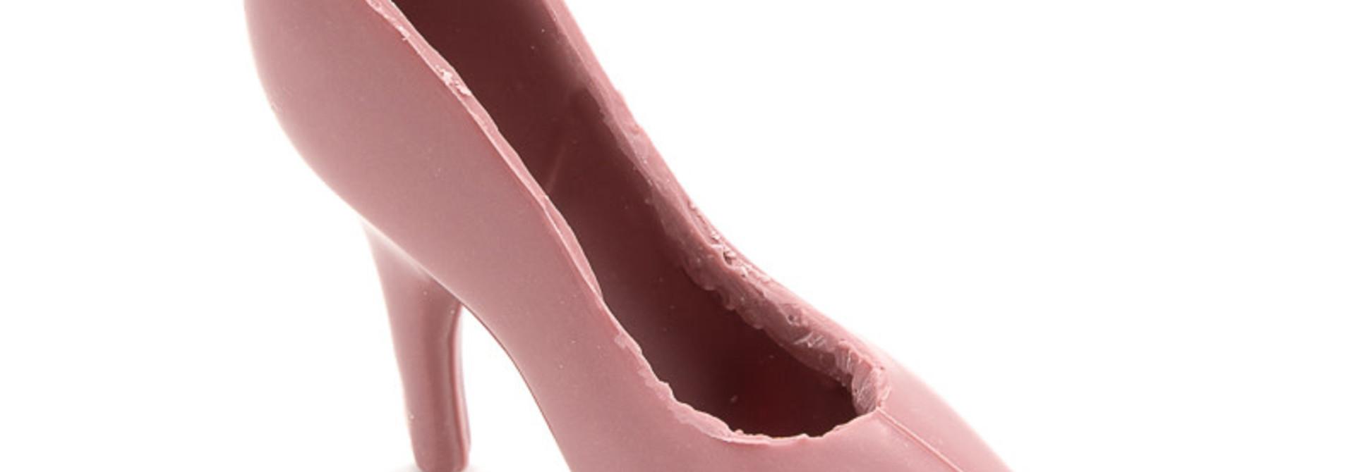 Small high heels ruby 65Grs