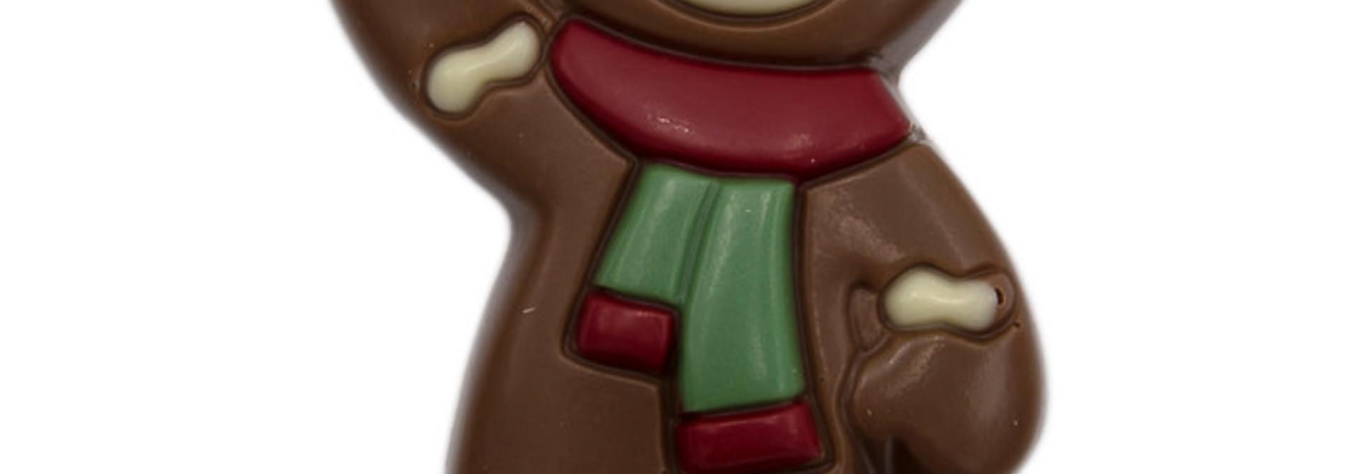 Lollipop Christmas Mister Ginger (milk)