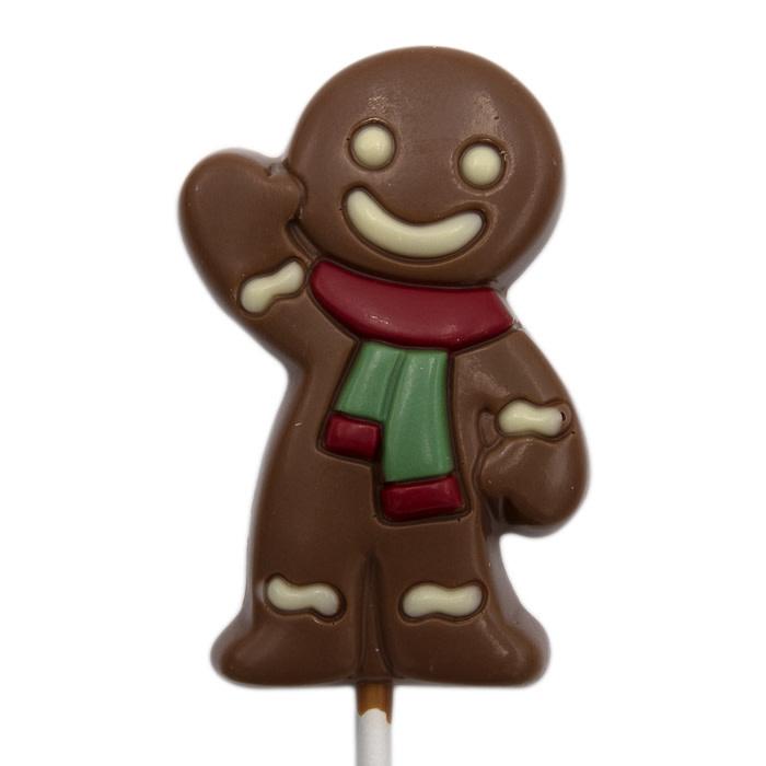 Lollipop Christmas Mister Ginger (milk)-1