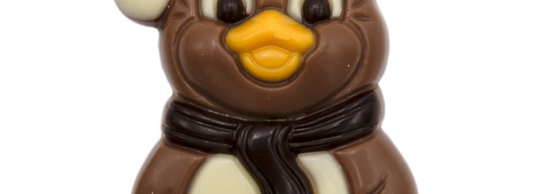 Lollipop Christmas penguin (milk)