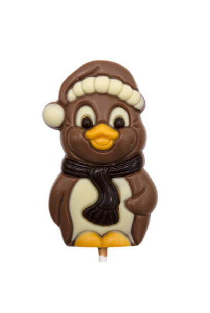 Lollipop penguin (milk)