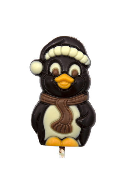 Lollipop penguin (dark)