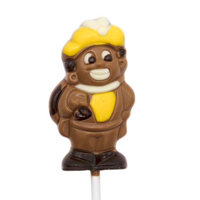 Lollipop Père Fouettard (yellow)-1