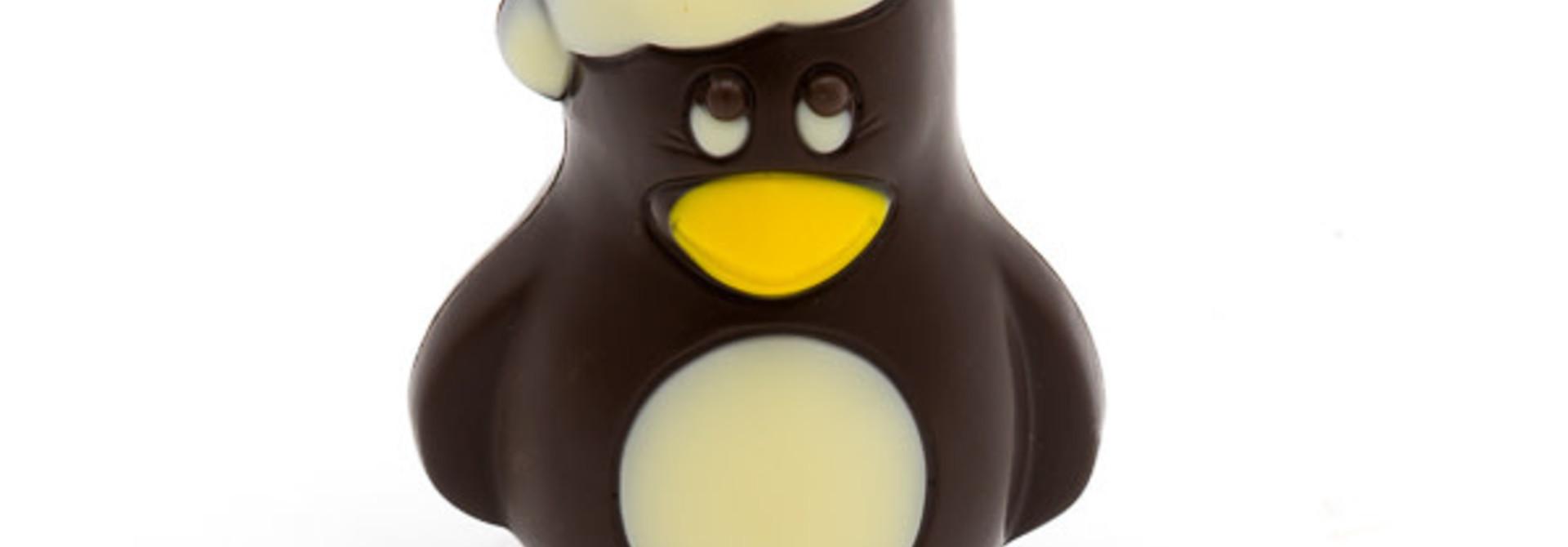 Christmas penguin (dark)