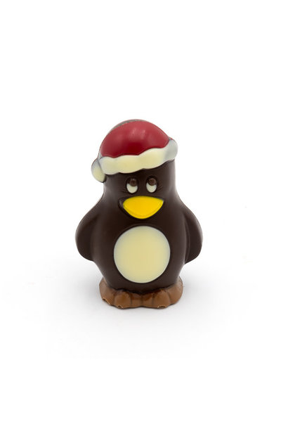 Christmas penguin (dark)
