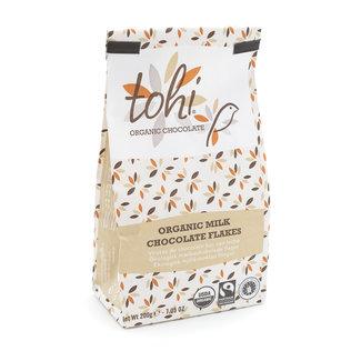 Tohi Flakes box 200g milk 38% cocoa