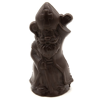 Chocomeli Saint Nicholas with scepter (dark)