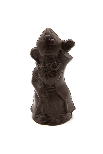 Saint Nicholas with scepter (dark)