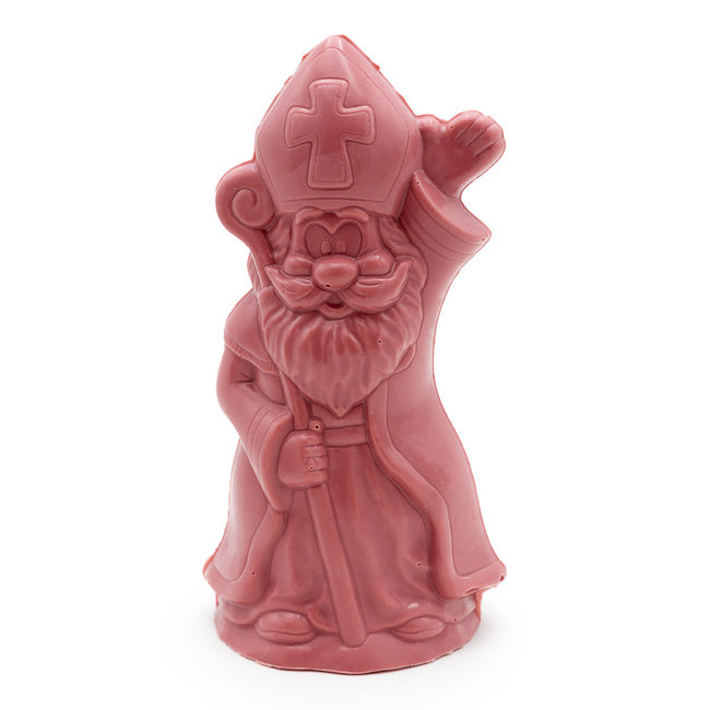 Chocomeli Saint Nicholas with scepter (ruby)